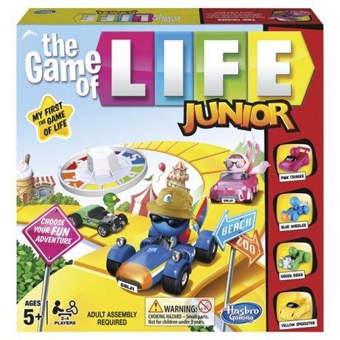 Game of Life Junior - £6.64 Tesco Direct