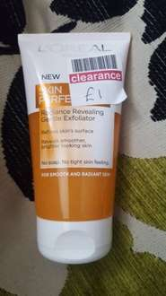 loreal skin perfection exfoliator £1 @ BOOTS instore
