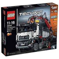 LEGO Technic Mercedes-Benz Arocs 42043 at Tesco Online (&C&C)  - £124.97