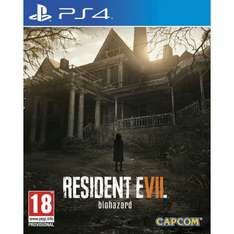 Resident Evil 7 PS4 £37.99 at SMYTHS with code