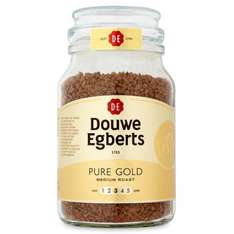 Douwe Egberts Pure Gold 95g 90p instore at Tesco