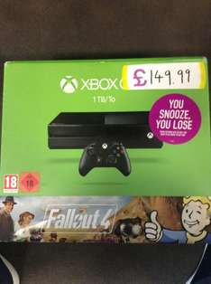 Game - XBox One Bundles instore - £149.99 - NEW!!!