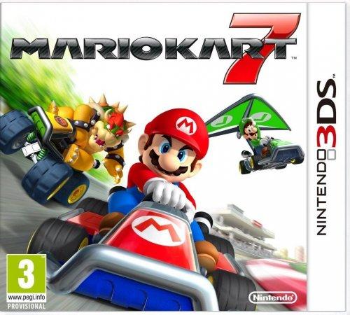 Mario Kart 7 3DS (£12.70 - Tesco Direct)