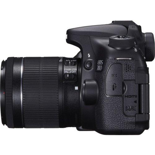Canon EOS 70D + 18-55mm IS STM Lens £699 @ Canon