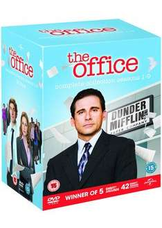 The Office (US) - Seasons 1-9 (Complete) - £23.99 @ Base.com - Free p&p