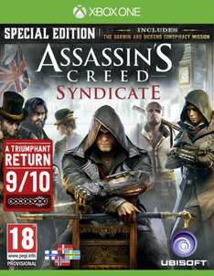 Assassin's Creed: Syndicate - Special Edition (Xbox One) £9.99 Delivered @ Coolshop