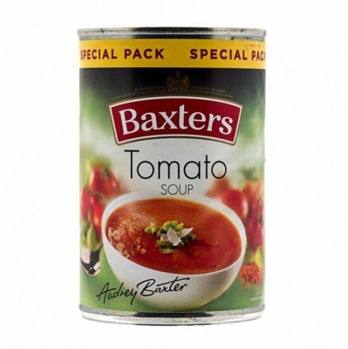Baxters tomato soup just 10p a tin @ poundstretcher