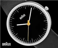 Simple Braun Ladies Quartz Watch £24.66 Delivered at Amazon