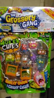Grossery Gang series 2: moldy chips only £4.98 instore at Tesco Whiteley