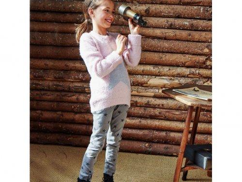 Cherokee Girls Grey Star Jeggings Was £12 Now £2.40 @ Argos