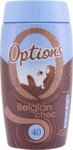 Options Instant Belgian Hot chocolate Drink 495g £3.99 @ Lidl