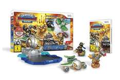Skylanders SuperChargers Racing Starter Pack Wii £3.99 @ Game
