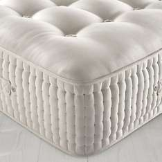 John Lewis The Ultimate Collection Cashmere Pocket Spring Mattress, Emperor £16500