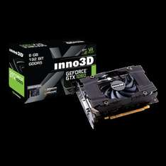 Inno3D NVIDIA GeForce GTX 1060 6GB £235 (inc vat) AWD-IT