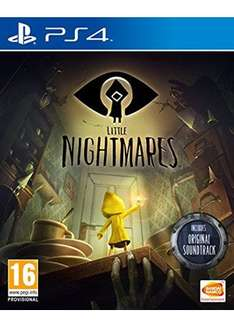 PRE-ORDER: Little Nightmares (PS4 / XBox One) £17.85 - BASE