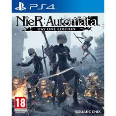 PRE-ORDER: Nier Automata Day: One Edition (PS4) £39.75 - The Game Collection
