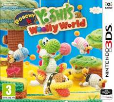 Poochy & Yoshi's Woolly World demo for 3DS