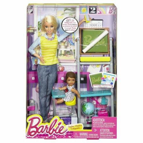Barbie Complete Play Teacher £6.25 @ Tesco in store