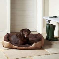 XL Dog Pet Bed £12.99  @ Bunty pet products