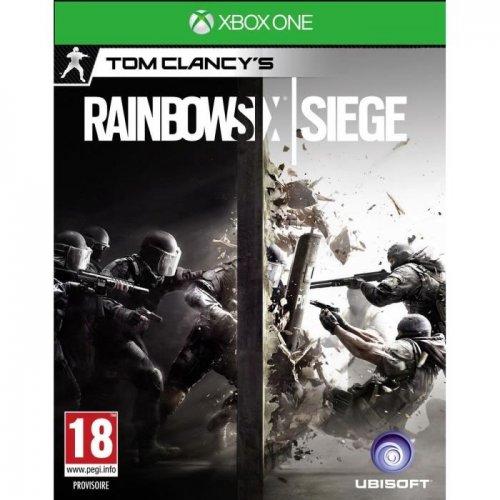 rainbow 6 siege xbox one £17.09 @ Tesco Direct