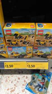LEGO reductions £2.50 instore  Morrisons - Coventry Road - Birmingham