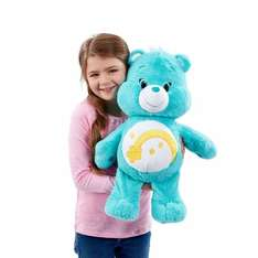 Care Bear Large 50cm Plush Wish Bear £10 in-store only (can check which stores have them available for click & collect on-line as not all have them as it's a clearance item)  @ Smyths