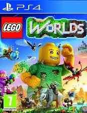 Lego worlds (PS4/XB1) preorder £17.75 @ boomerangrentals