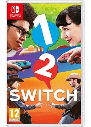 1-2 Switch (Nintendo Switch) Base £32.85
