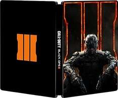 Call of Duty: Black Ops III Game with SteelBook Xbox One/PS4 £14.99 on Amazon Prime Exclusive