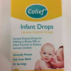 colief infant drop 7ml £2.50 instore & online at Tesco