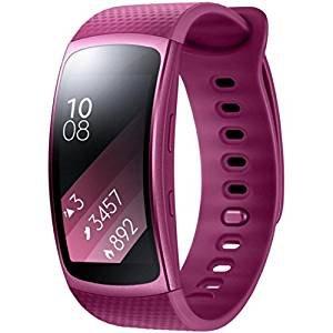 Samsung Large Original Gear Fit2 Sports Band - Pink £112.41 @ amazon