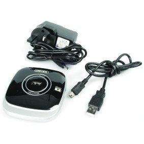 Unitek 4 Port USB 2.0 Hub with 2.1A Apple USB port £1.96 @Maplin