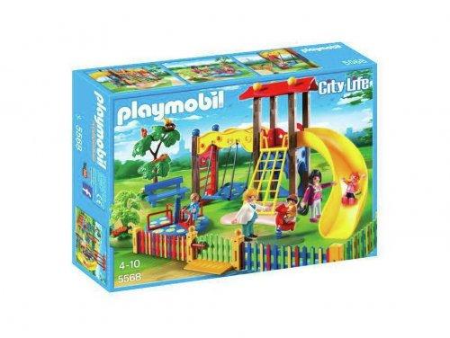 Playmobil 5568 Children's Playground Was £19.99 Now £9.99 @ Argos
