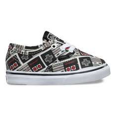 30% of all adult/kids Nintendo shoes & clothing @ Vans