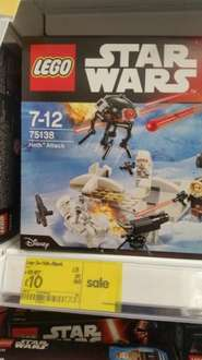 lego star wars 75138 hot attack was £19.97 now £10 instore at Asda
