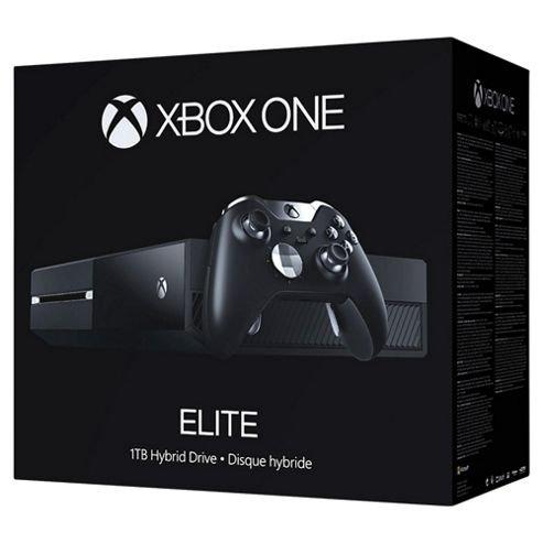 1TB Xbox One Elite Bundle - £199.99 - Microsoft Store [Plus 1TB Forza & Halo Consoles]