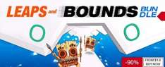 Leap and Bounds Bundle $1.99 for 12 Steam Games at Indiegala (£1.61)