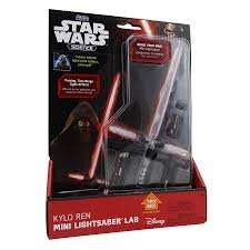 Star Wars Kylo ren mini light saber lab £4.75 instore @ Sainsbury's