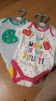 70% off on Mini Club baby clothes from £1.80 instore @ boots