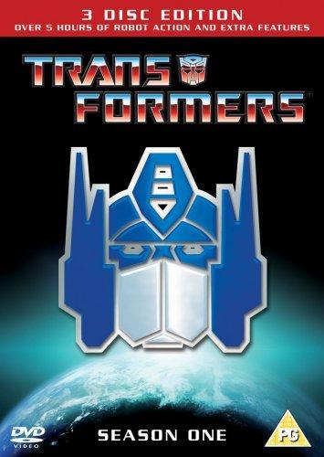 Transformers Season 1 DVD £1.99 Prime / £3.98 non-Prime @ Amazon UK