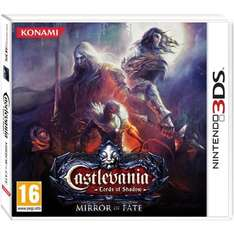 Castlevania Lords of Shadow 3DS Used £15 @ CeX