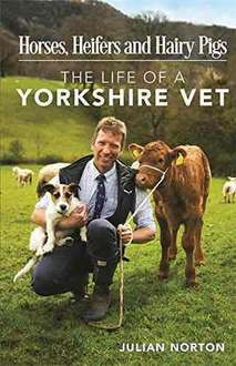 The Life of a Yorkshire Vet (as seen on Ch5) Kindle Ed. Was £12.99 now 99p @ Amazon