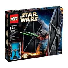 LEGO Star Wars Tie Fighter UCS 75095 reduced to £150, LEGO Ghostbusters Firehouse Headquarters to £250 and LEGO Ferris Wheel to £130 at Jarrold