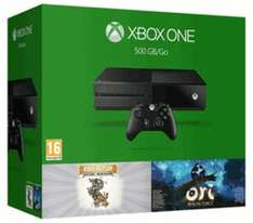 Xbox One 500GB with Rare Replay & Ori & the Blind Forest @ Game