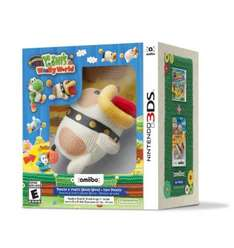 Yoshi Wooly World with Poochy amiibo 3ds back on preorder at Smyths for £39.99