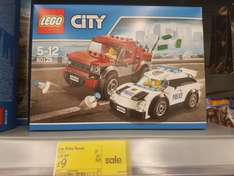 Lego Police Pursuit 60128, £9 (was £17.97) at Asda