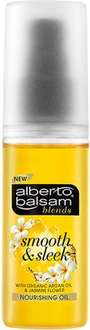 Alberto Balsam Blends Smooth & Sleek Nourishing Oil (50ml) was £4.40 now £1.00 Rollback Deal @ Asda