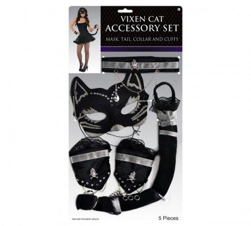 Vixen Cat Accessory Set £2.99 @ Argos