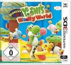 Poochy & Yoshi's Wooly World (3DS) preorder £27.95 @ ebay via play-uk