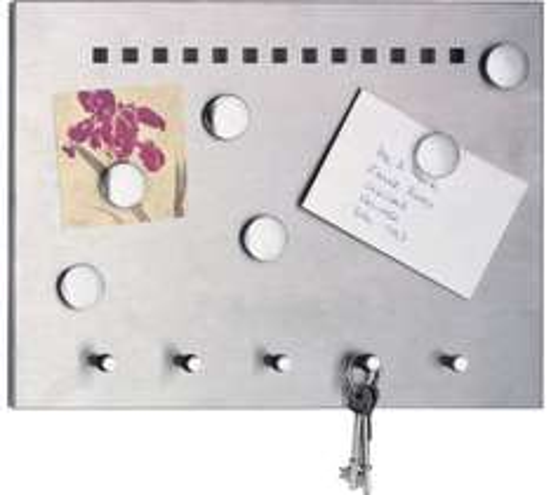 Key & letter magnetic memo board was £16.99 now £7.99 @ Argos